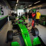 Post season test Formula Renault Eurocup, Yas Marina Circuit, Abu Dhabi 2019
