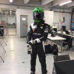 Testing with Van Amersfoort Racing, Hockenheimring, Germany