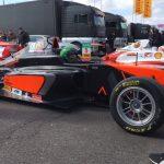 Van Amersfoort Racing testing, Oschersleben, Germany